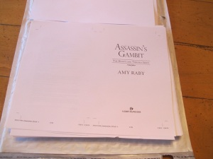 Gambit page proofs