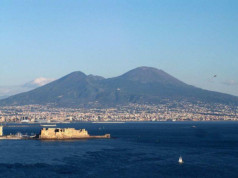 History For The Fantasy Buff Eruption Of Vesuvius