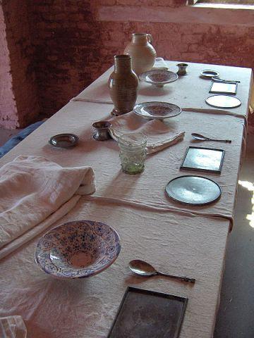 medieval utensils