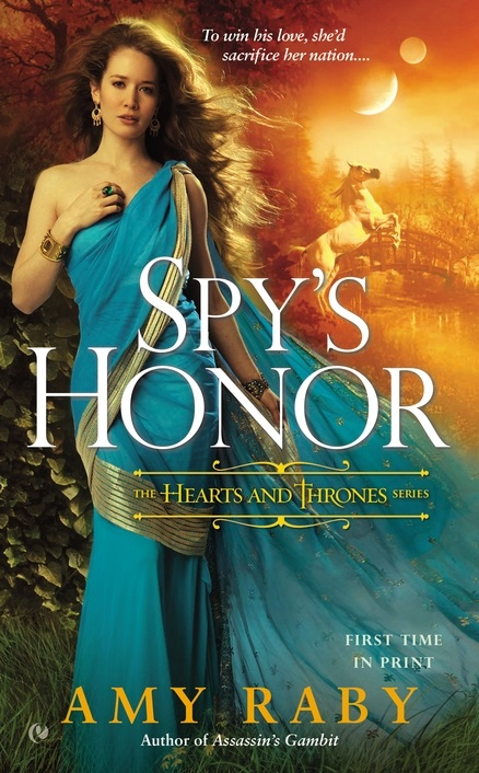 Spy's Honor final cover