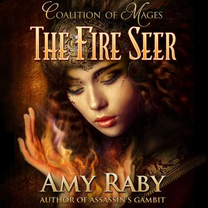 The Fire Seer audiobook cover